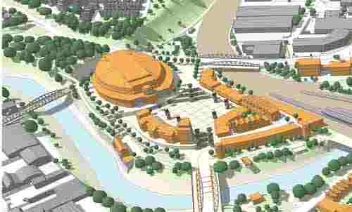 Bristol Arena moves closer after Mayor's funding deal is approved by cabinet