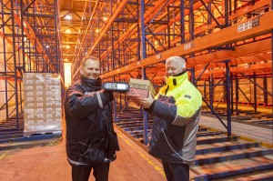 Pioneering software system proves hot stuff for cold storage warehouse
