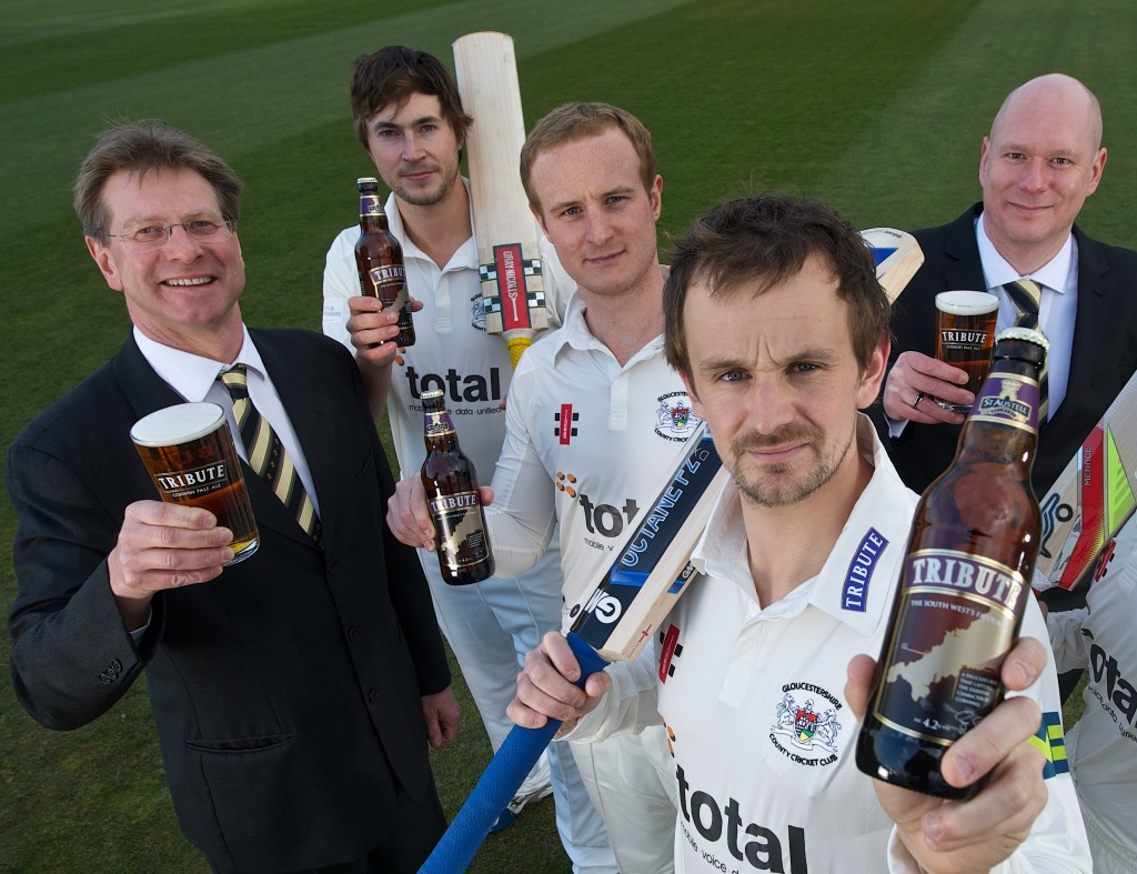 Double sponsorship success for Gloucestershire Cricket ahead of new season