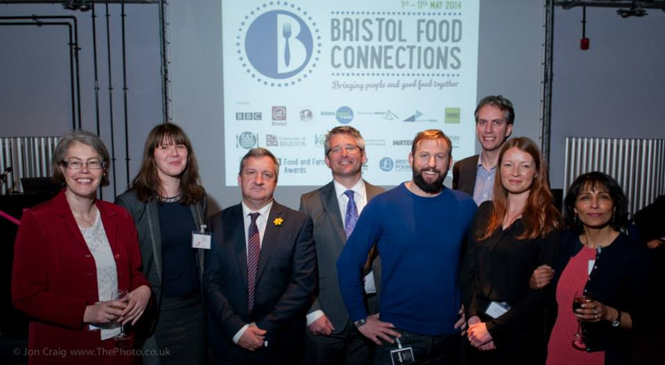Pioneering Bristol Food Connections festival will put city on global food map