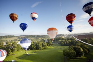 High-flying businesses sought to back Bristol's world-renown balloon fiesta