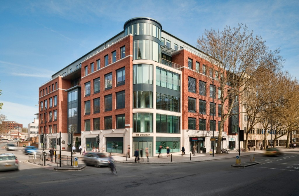 Sale of showpiece Bristol office building signals market recovery