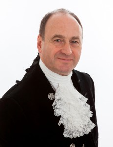 Lawyer Michael Bothamley sworn in as High Sheriff of Bristol