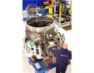 Rolls-Royce's Bristol aero-engine innovation in running for prestigious engineering award