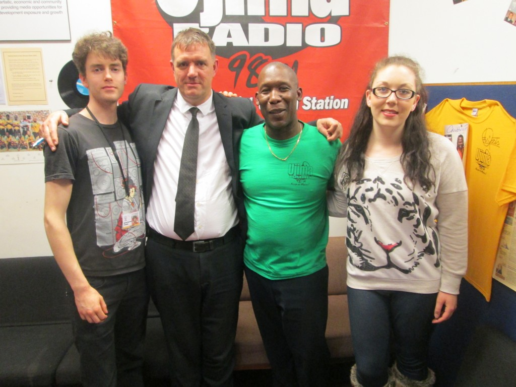 LEP chief airs views on how it can help boost Bristol's diverse communities on Ujima Radio show