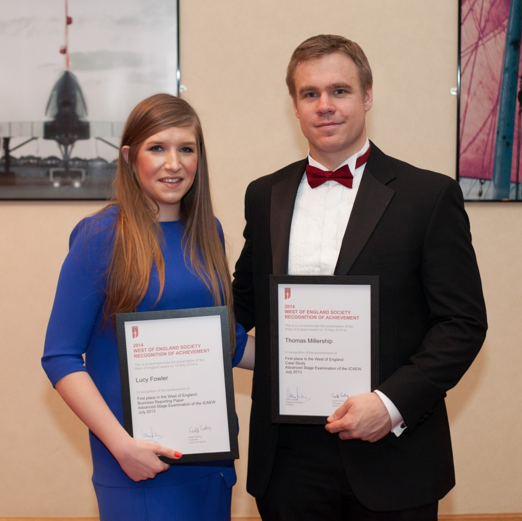 Double top performances from Smith & Williamson trainee accountants