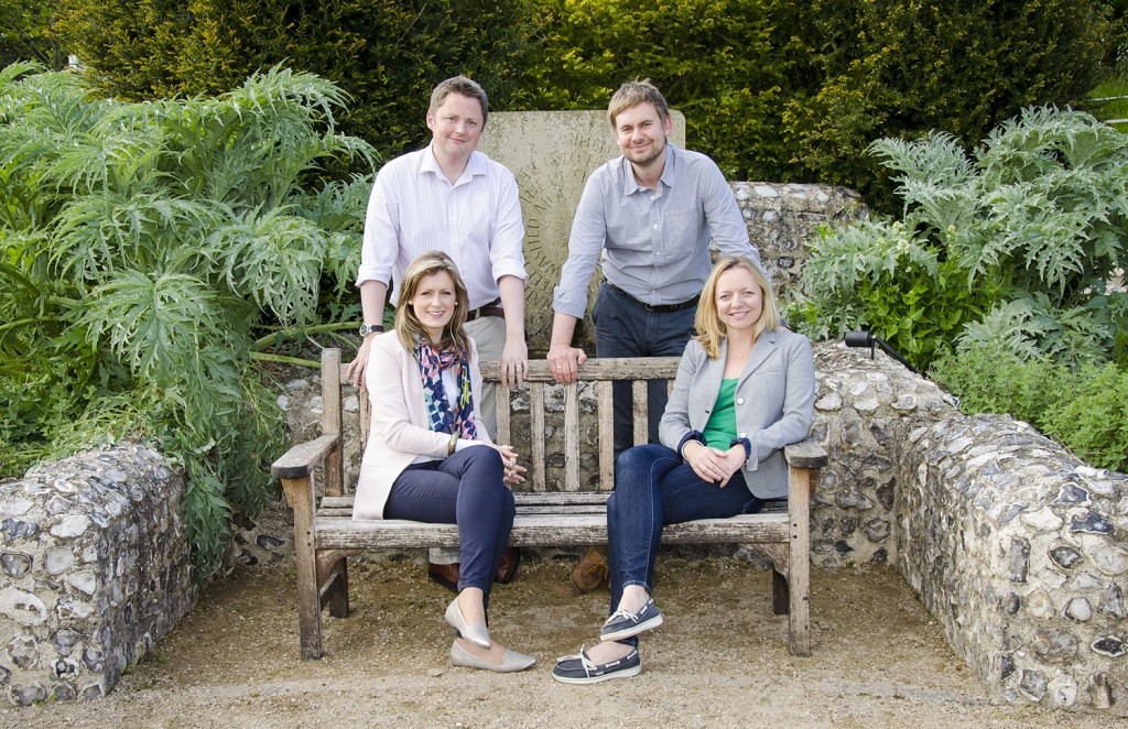 Harmsen Tilney Shane has designs on further growth with four new associates