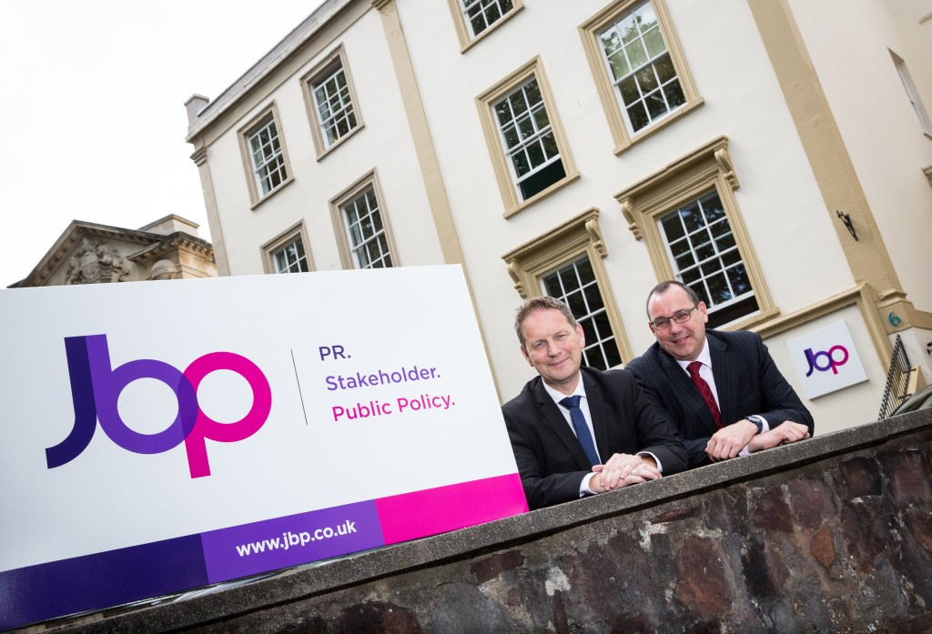 Rebrand for Bristol comms agency JBP as it targets further growth