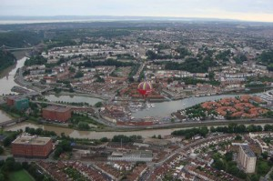 Bristol ranked among England's top five economic hotspots with potential for more growth