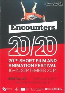 Bristol in the spotlight for movie industry as its long-running short film festival gets under way