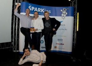Bristol firms shine in the Sparkies and showcase the best of the West's tech innovators