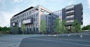 Green light for UWE's state-of-the-art £50m business and law school building