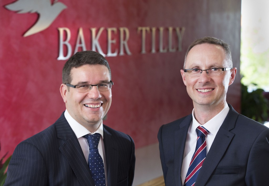Promotions at the double boost Baker Tilly's Bristol tax team