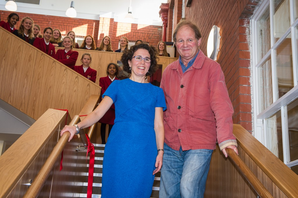 Historic The Red Maids' School transformed by Integral Build's £1.6m project