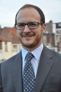 Bristol's first direct representative in Brussels aims to gain European funding for city