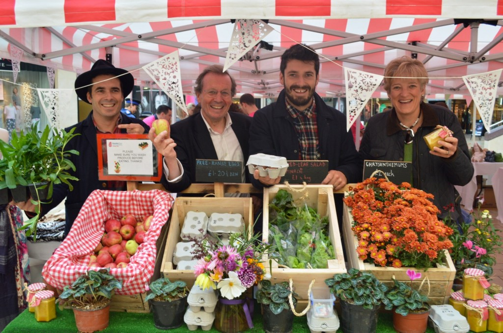 Pop-up market brings in £3,000 for learning disability charity Brandon Trust