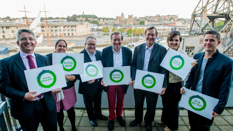 B24/7 & Bristol Business News comment: Why businesses must back our year as Green Capital
