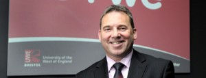 UWE vice-chancellor Steve West becomes CBI South West chair