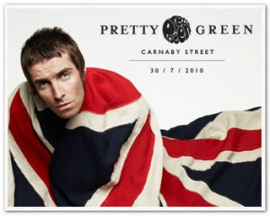 Foot Anstey part of the masterplan to help grow Liam Gallagher's Pretty Green