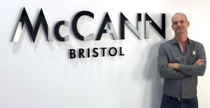 McCann Bristol brings in experienced creative director to take agency to next level