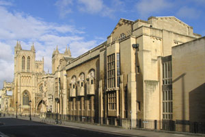 Businesses urged to join debate on future of libraries in Bristol