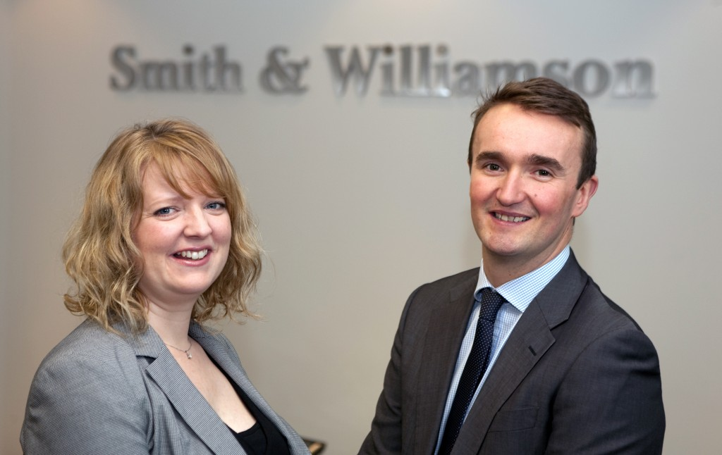 Associate director promotions at Smith & Williamson's Bristol office