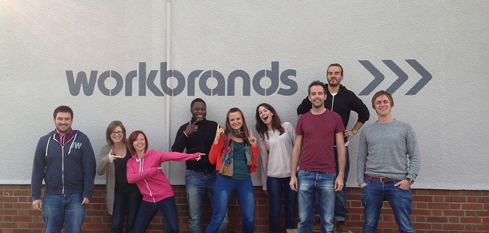 Top 20 ranking in industry league table for fast-growing Bristol agency Workbrands