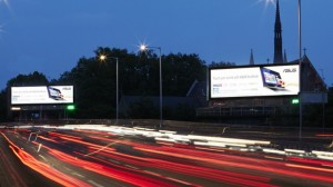 City council cabinet approves digital advertising billboards trial – but opponents attack them as 'gaudy'