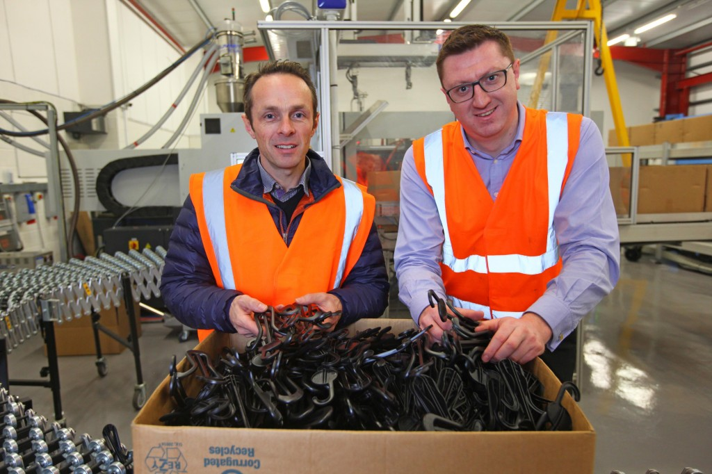 Reshoring production from China pays off for plastics firm with new jobs and £100,000 order