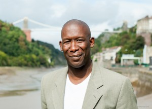 Bristol broadcaster's journey to the US to find his identity as a Black Briton leads to his first book