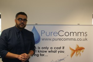 Technical services director role for long-serving Pure Comms employee