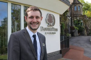 New operations manager at DoubleTree by Hilton, Cadbury House Hotel