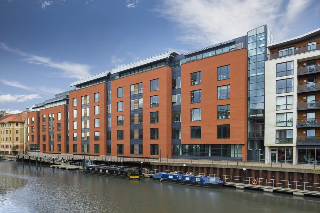 Grade A waterside office scheme proves just the job for expanding global HR firm