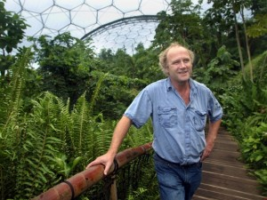 Eden Project founder calls for bold action over climate change and attacks the lack of understanding