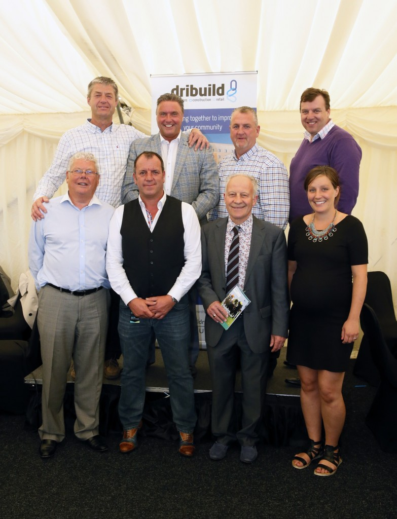 Firms dig deep to make sure charity race day boosts Children's Hospice South West
