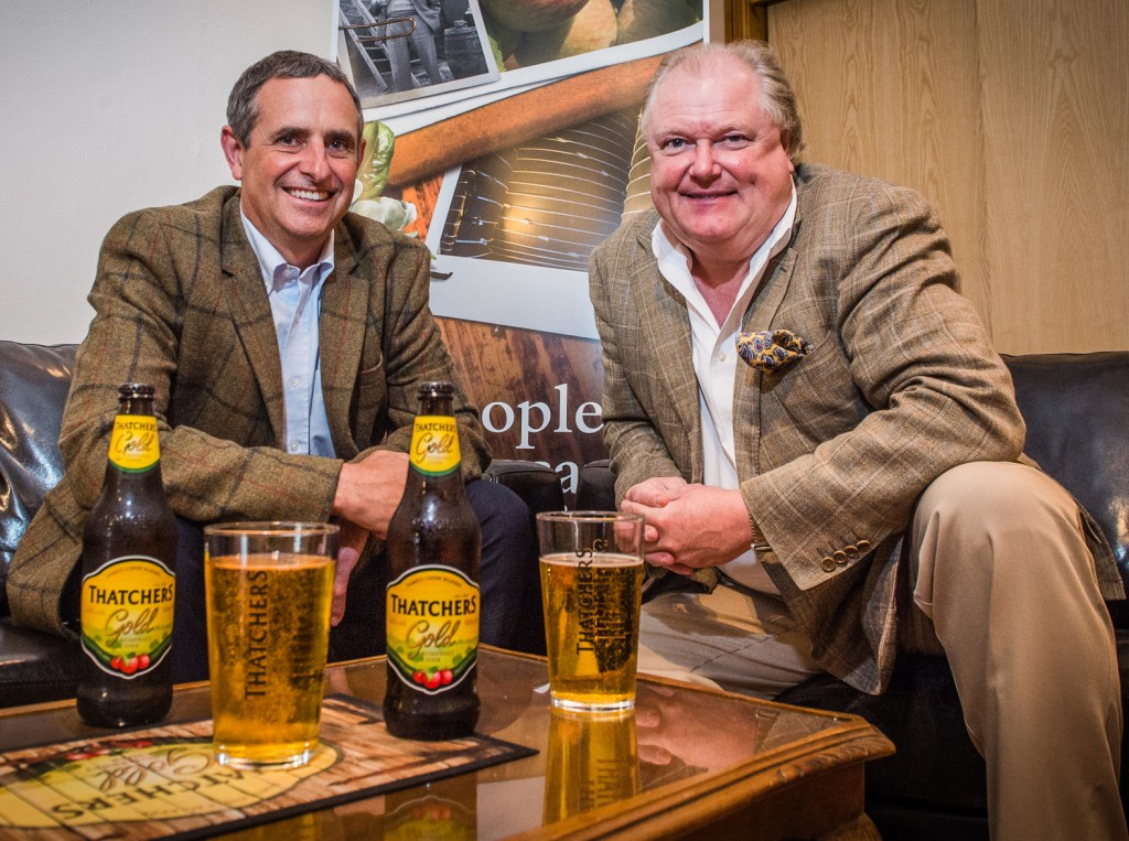 Former CBI boss Lord Jones takes on non-executive director role at cidermaker Thatchers