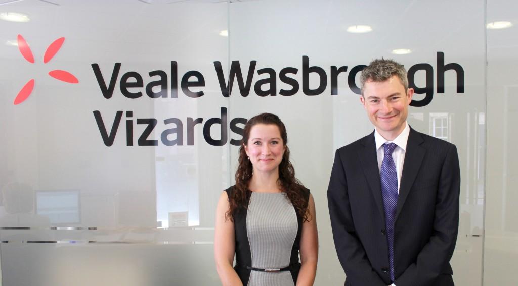 Veale Wasbrough Vizards solicitor joins elite group of registered trade mark attorneys in Bristol