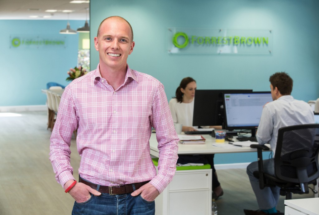 Entrepreneur behind Bristol R&D tax credit firm and app developer shortlisted for national awards