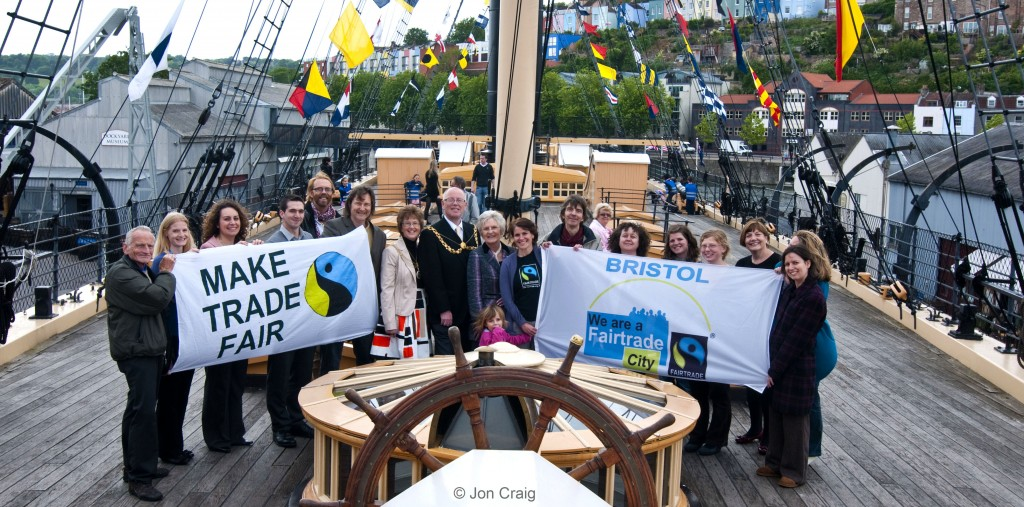 Bristol in the spotlight as a green and ethical city as it welcomes International Fair Trade conference