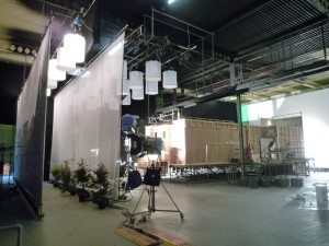 Disney-ABC returns to Bristol's Bottle Yard Studios to shoot next series of major US production