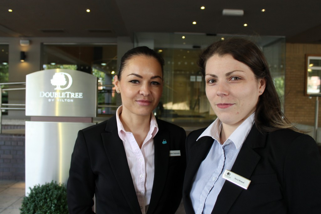 Key appointments at Bristol city centre's DoubleTree by Hilton hotel