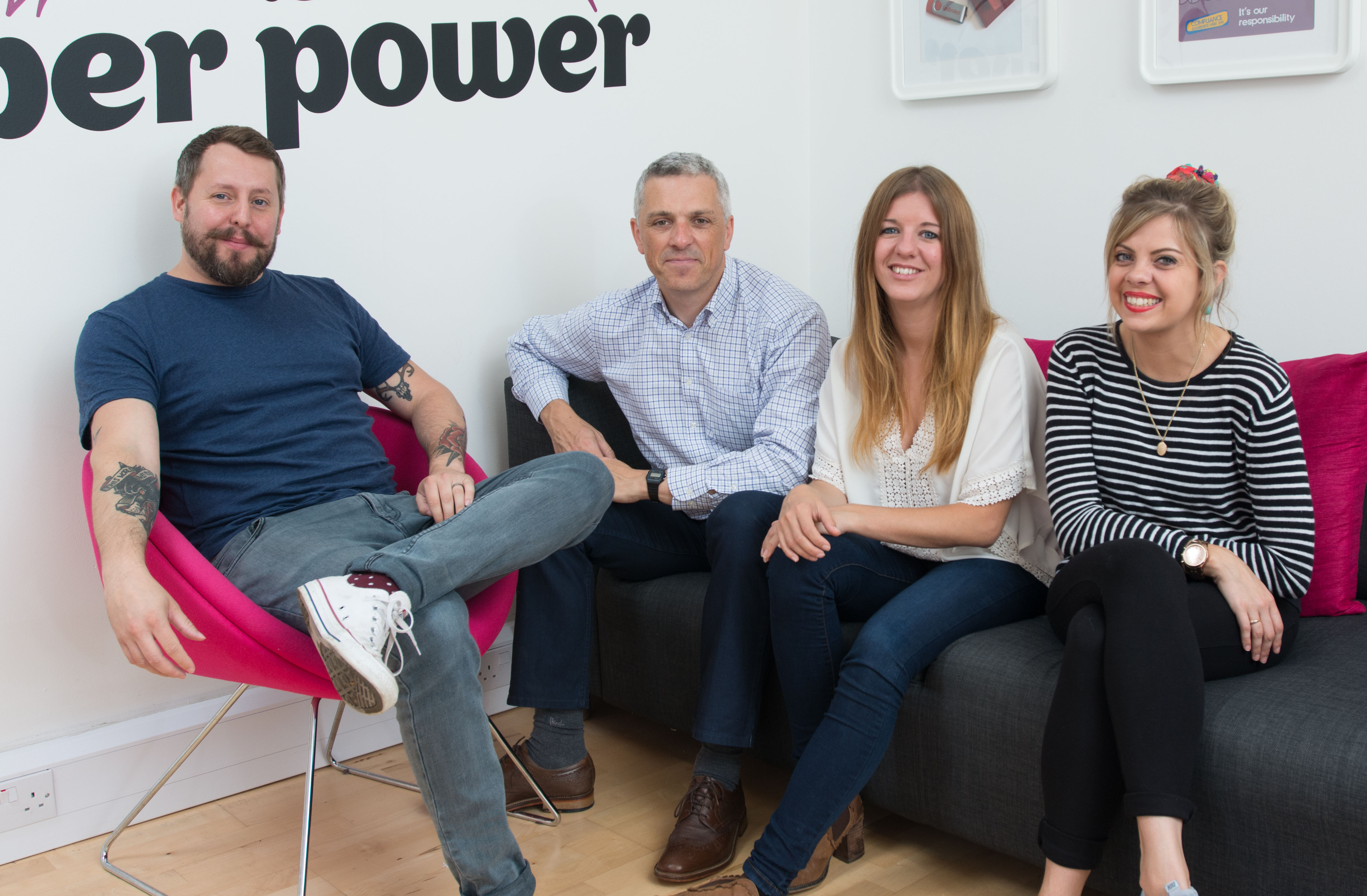 New client wins create jobs at internal comms and design agency Synergy