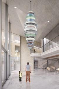 Bristol artist Luke Jerram takes Glass as sound inspiration for St George's fundraising sculpture