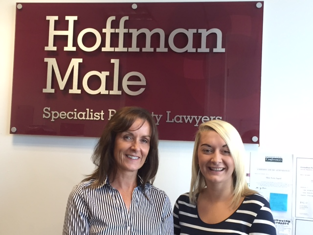Legal firm's expanding Bristol office takes on two more staff ahead of move