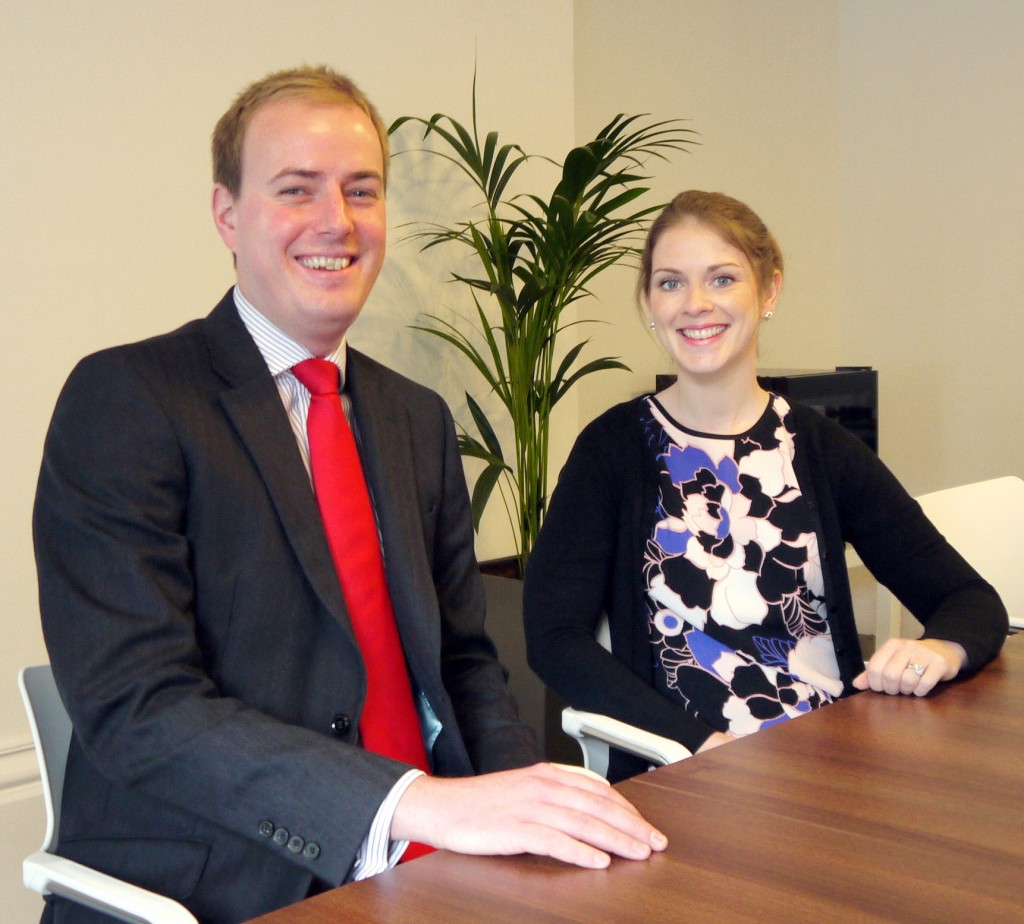 Two new staff for Knight Frank's valuations team in Bristol