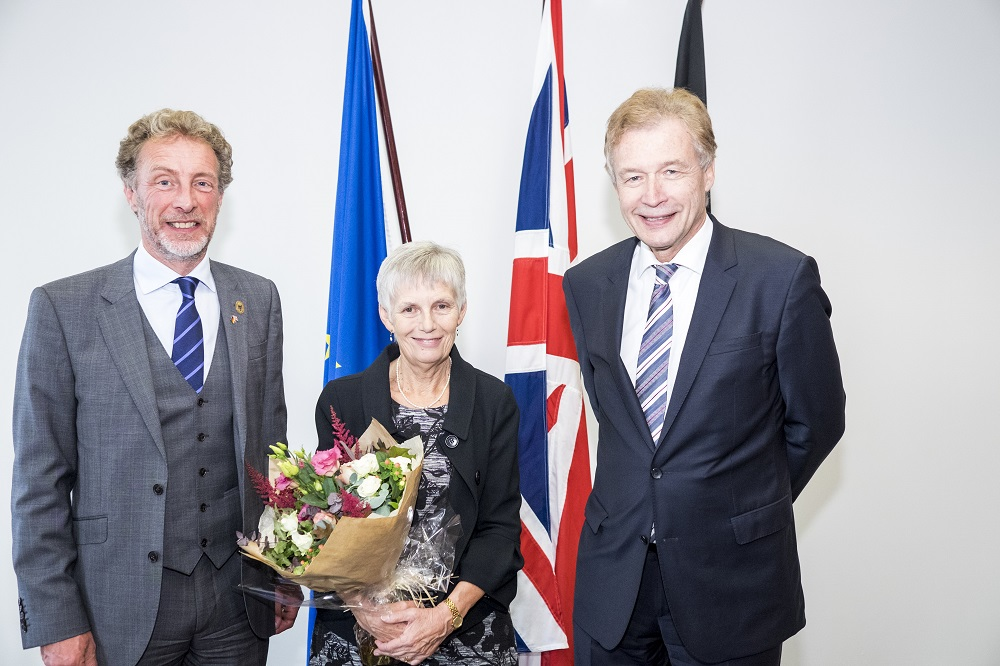 Burges Salmon partner takes over as Honorary Consul for Germany in Bristol