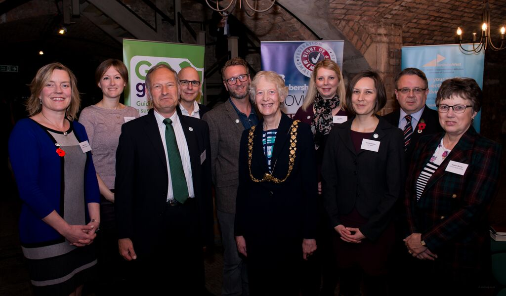 Bristol's first awards to champion firms that go the extra 'green' mile