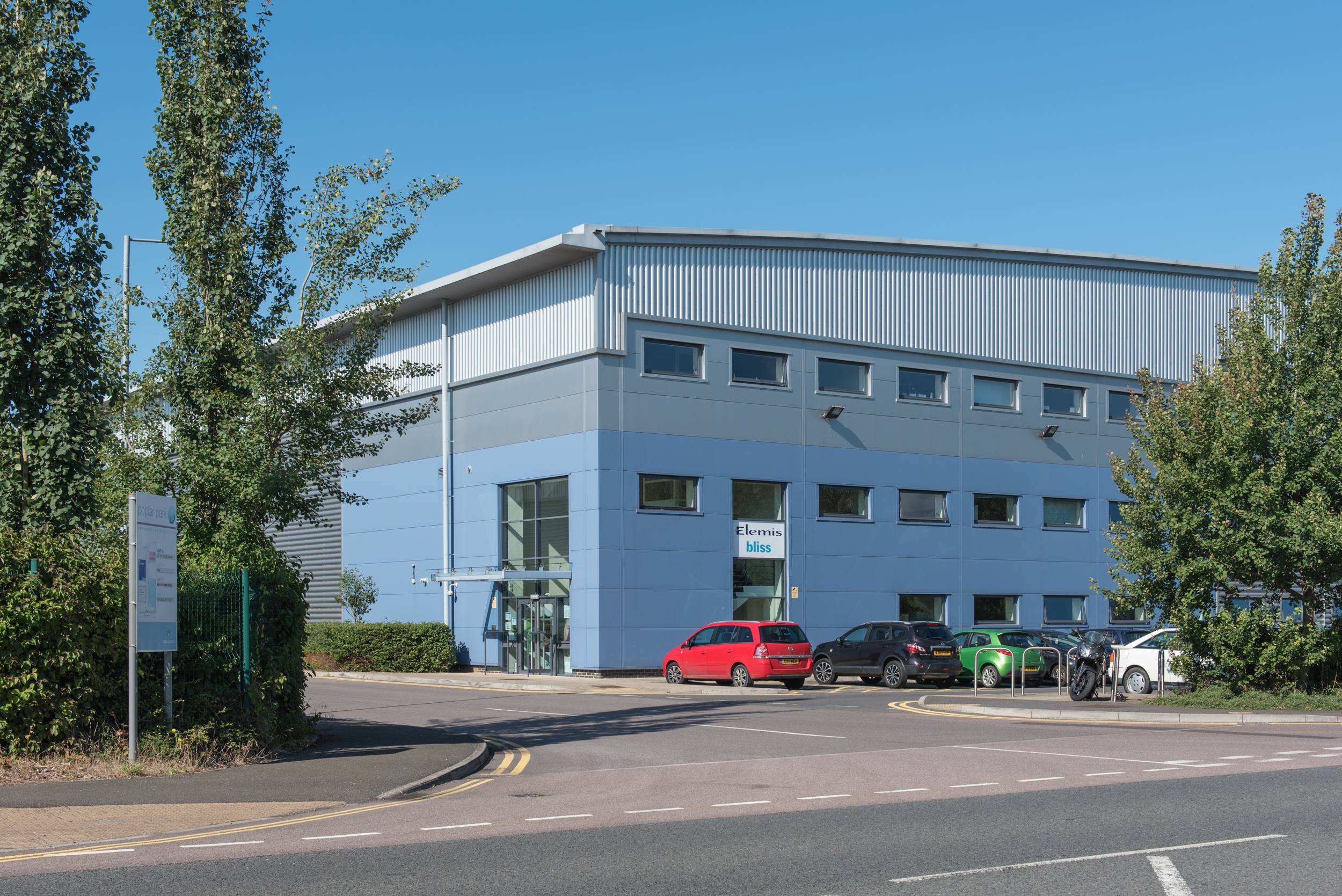 Avonmouth Distribution Centre Sold For 163 5 4m In Investment