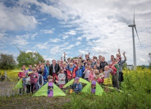 Fund set up by Triodos Renewables to help make community centres and village halls more sustainable