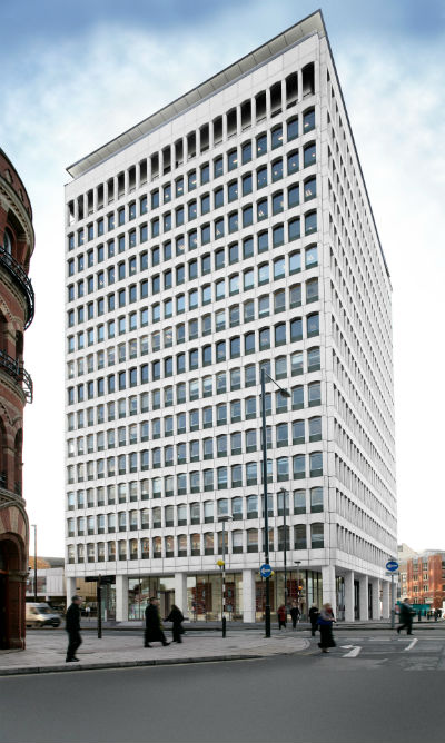 Major refurbishment for landmark office block after law firm TLT decides to stay put